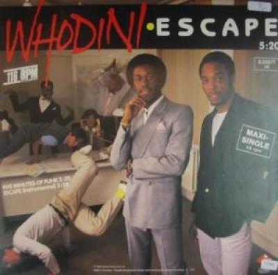 Whodini - Escape