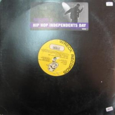 Various - Hip Hop Independents Day: Volume 1 (Record 3)