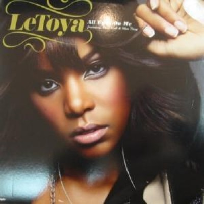 LeToya - All Eyes On Me