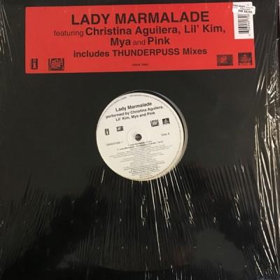 Christina Aguilera, Lil' Kim, Mya and PINK - Lady Marmalade