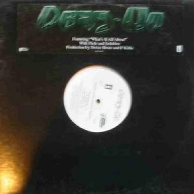 Drag-On - What It's All About / Opposite Of H20 / Life Goes On
