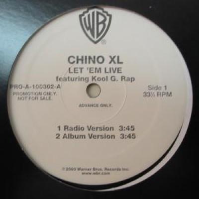 Chino XL - Let 'Em Live