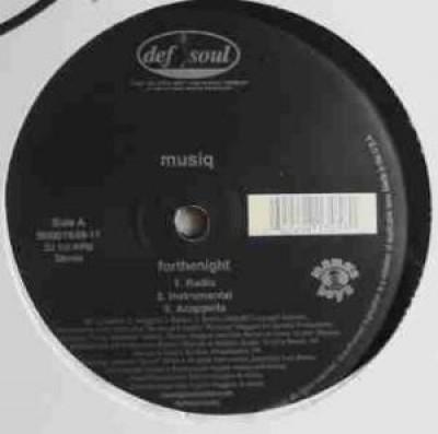 Musiq - Forthenight