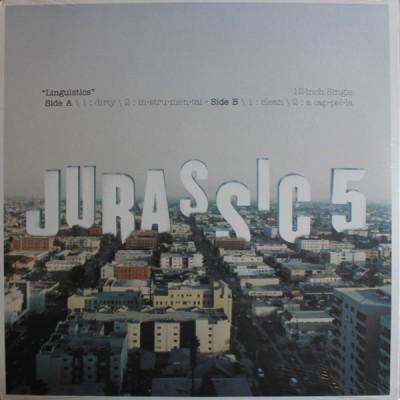 Jurassic 5 - Linguistics