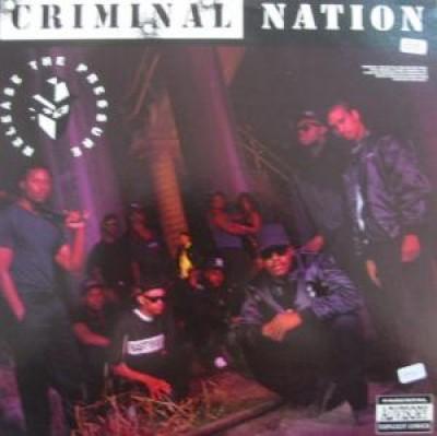 Criminal Nation - Release The Pressure