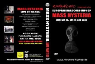 Mass Hysteria Jam Part1 2006 Live DVD