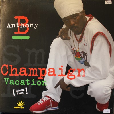 Anthony B - Champaign / Vacation