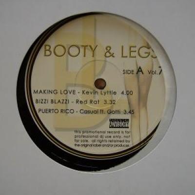 V.A. - Booty & Legs Vol. 7