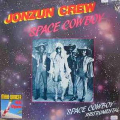 The Jonzun Crew - Space Cowboy