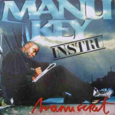 Manu Key - Manuscrit Instrumentals