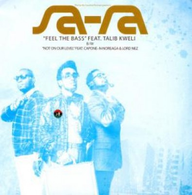 Sa-Ra Creative Partners - Feel The Bass