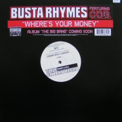 Busta Rhymes - Where's Your Money