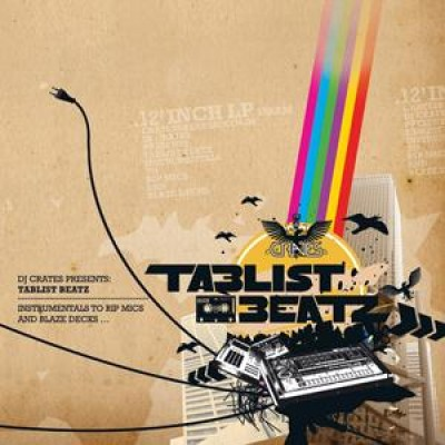 DJ Crates - Tablist Beatz