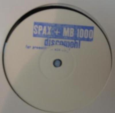 Spax + MB 1000 - Discomehl