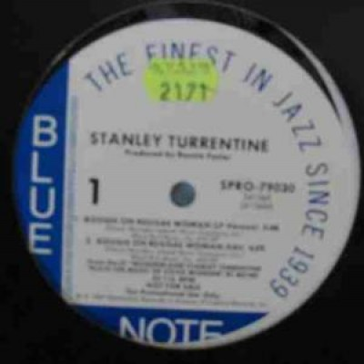 Stanley Turrentine - Boogie On Reggae Woman