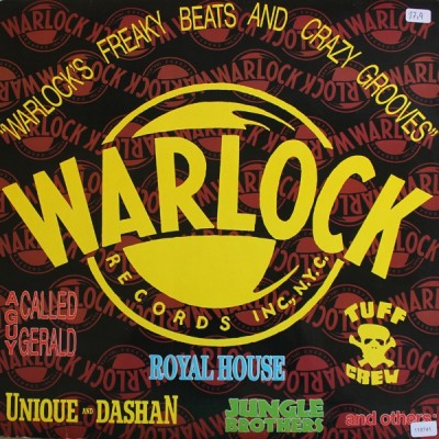 Various - Warlock's Freaky Beats And Crazy Grooves