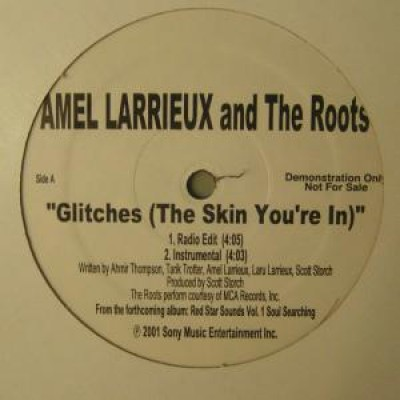 Amel Larrieux and The Roots - Glitches (The Skin You're In)