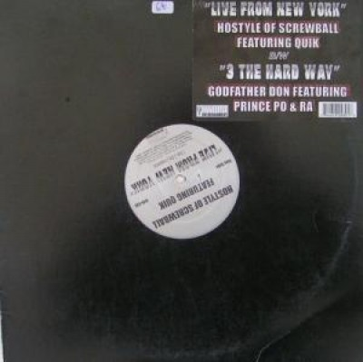 Hostyle - Live From New York / 3 The Hard Way
