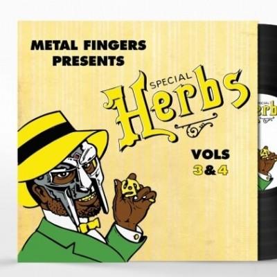 MF Doom - Special Herbs Vol.3&4