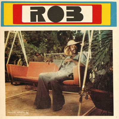 ROB - Funky Rob Way (180g Gatefold LP)