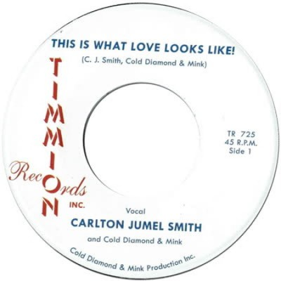 Carlton Jumel Smith & Cold Diamond & Mink - This Is What Love Looks Like!