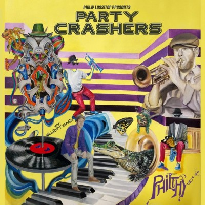 Philthy - Party Crashers