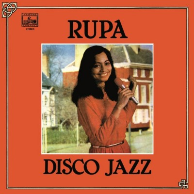 Rupa - Disco Jazz (red vinyl)
