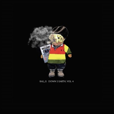 Ras G - Down 2 Earth, Vol. 4