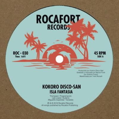 Kokoro Disco-San - Isla Fantasía / Sonic Feeling