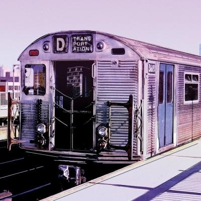 Your Old Droog - Transportation