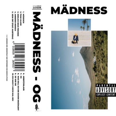 Mädness - OG (LP+MP3)