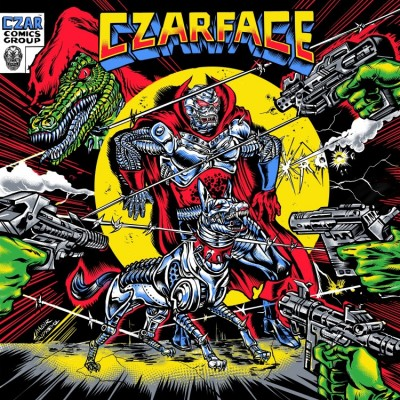 Czarface (Inspectah Deck&7L&Esoteric) - The Odd Czar Against Us