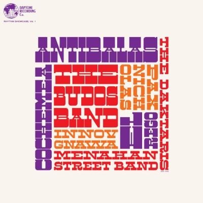 Various - Rhythm Showcase Vol.1
