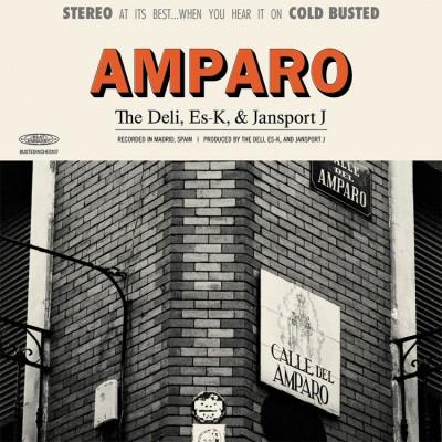 """The Deli, Es-K, Jansport J - Amparo (LP + 7"""")"""