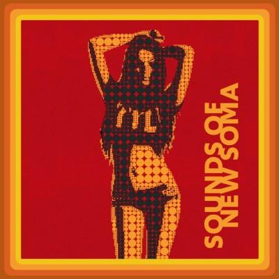 Sounds Of New Soma - Birne/Maya (Ltd. Orange/Red Vinyl)