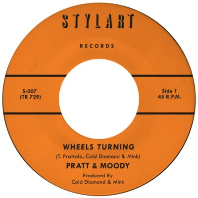 Pratt & Moody & Cold Diamond & Mink - Wheels Turning