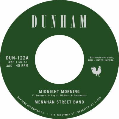 Menahan Street Band - Midnight Morning / Stepping Through Shadow
