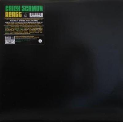 Erick Sermon - React