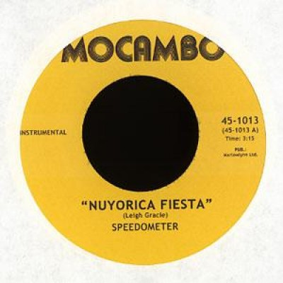 Speedometer - Nuyorica Fiesta / Hot Packet