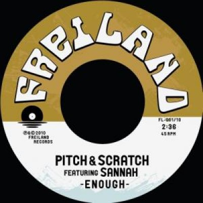 Pitch & Scratch - Genug / Enough