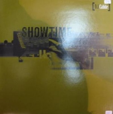 DJ Cabite - Showtime - Turntable Jazz Vol. II