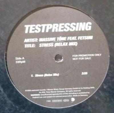 Massive Töne Feat. Fetsum - Stress (Relax Mix)