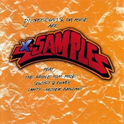 X-Sample - X-Sample EP