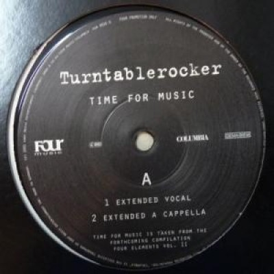 Turntablerocker - Time For Music