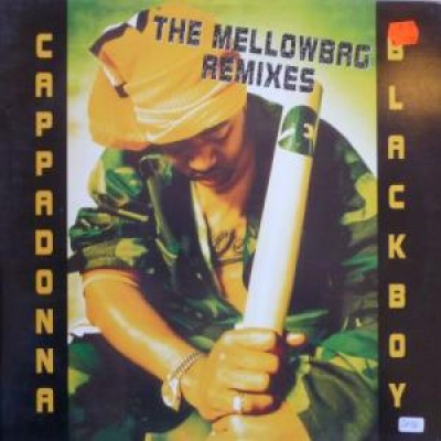 Cappadonna - Black Boy - The Mellowbag Remixes