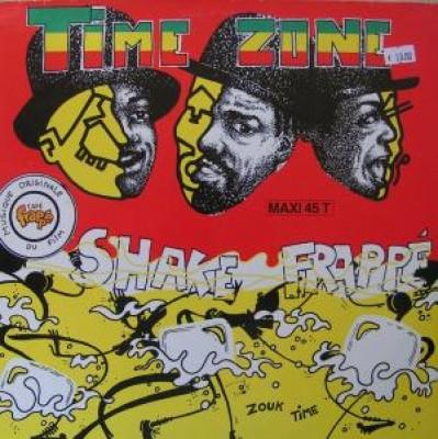 Time Zone - Shake Frappé