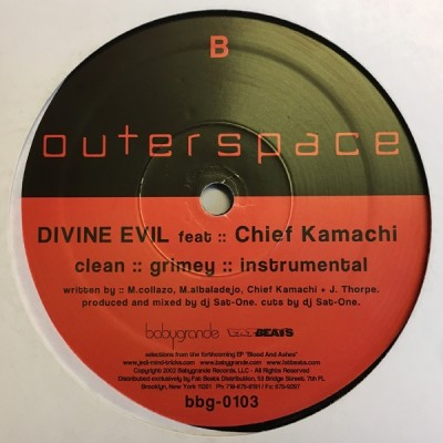 Outerspace - 151° / Divine Evil