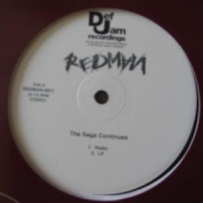 Redman - The Saga Continues