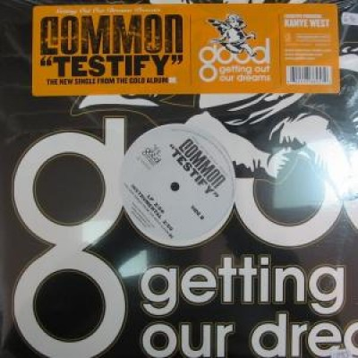 Common - Testify