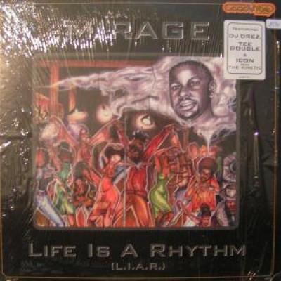 Mirage - Life Is A Rhythm (L.I.A.R.)